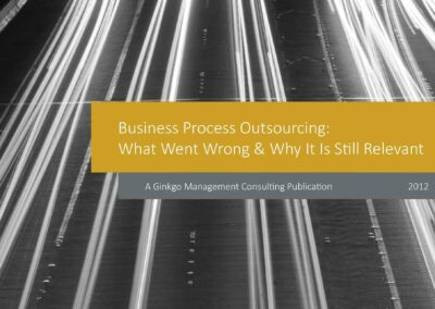 BPO: What Went Wrong, And Why It Is Still Relevant